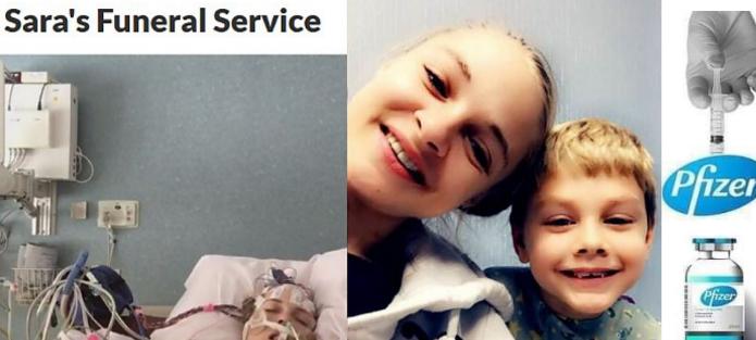 Asistentă medicală din Wisconsin,a făcut anevrism și a intrat în moarte cerebrală la 5 zile după a doua doză de vaccin experimental Pfizer bazat pe ARNm