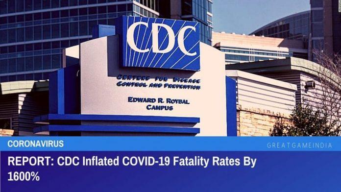 CDC este acuzat că a falsificat şi a umflat cu 1600% numarul deceselor de Covid