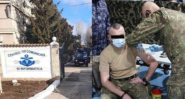 PRIMUL DECES AL UNUI MILITAR DUPĂ VACCIN,Militarul avea 47 de ani și a murit a treia zi după vaccin,de infarct