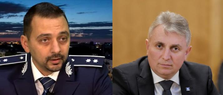 """Cristian Ghica:""""Poliția este un sistem putregăit și corupt, iar sutele de împuterniciri creează haos și ilegalitate"""""""