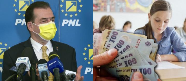 Nu există resurse pentru încă o creștere a alocațiilor de la 1 iulie, susține Ludovic Orban