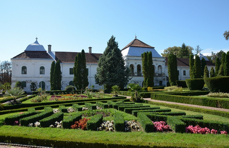 România, vândută la bucată. Castelul Wesselényi, monument istoric din Sălaj, în posesia statului ungar