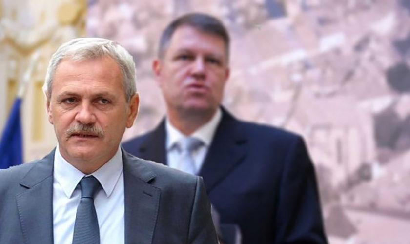 Liviu Dragnea:Iohannis este răul suprem, are obiectiv să predea România bucată cu bucată