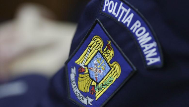 Un agent de Poliție din București a consumat droguri înainte să intre în tură