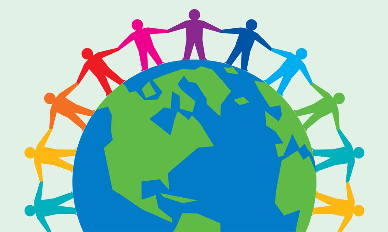 Un Om este unitatea fundamentală a societății. Omenirea este o familie mare.