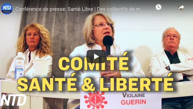 """Video: medicii din Franța se pronunță """"Pentru adevărul despre Covid-19"""""""