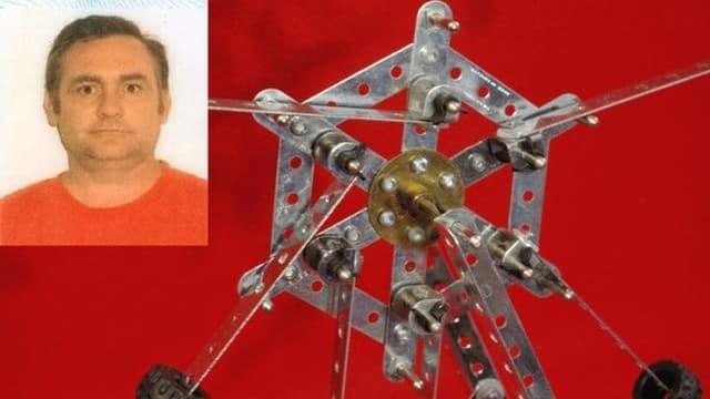 Gavrilas Gabriel Dumitru un român genial  a creat un generator electric ce funcționează cu apă