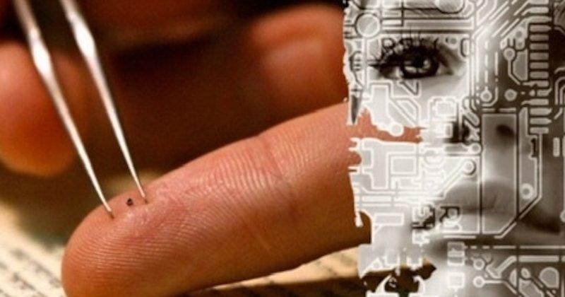 Viața umană nu poate fi redusa, sub nici o forma la un cip RFID, încorporat sub piele!