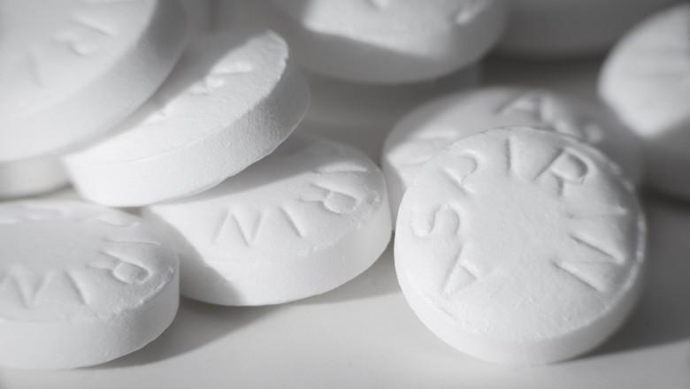 O aspirină pe zi previne infectarea cu SARS-Cov-2, afirmă cercetătorii israelieni