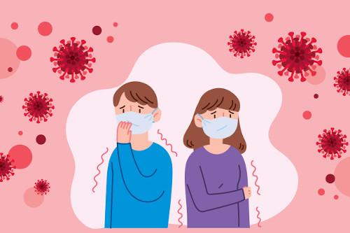 Frica resimţită față de coronavirus poate duce la probleme reale de sănătate