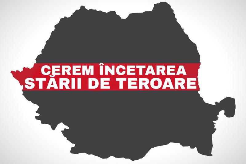 MEDICI ROMÂNI ÎMPOTRIVA DICTATURII COVID! Cadrele medicale cer autorităților revenirea la normalitate și încetarea stării de teroare!