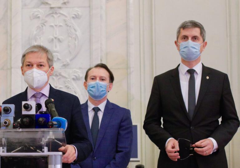 Florin Cîțu, Dan Barna, Rareș Bogdan, Dacian Cioloş și Stelian Ion au încălcat independenţa justiţiei în dosarul 10 august