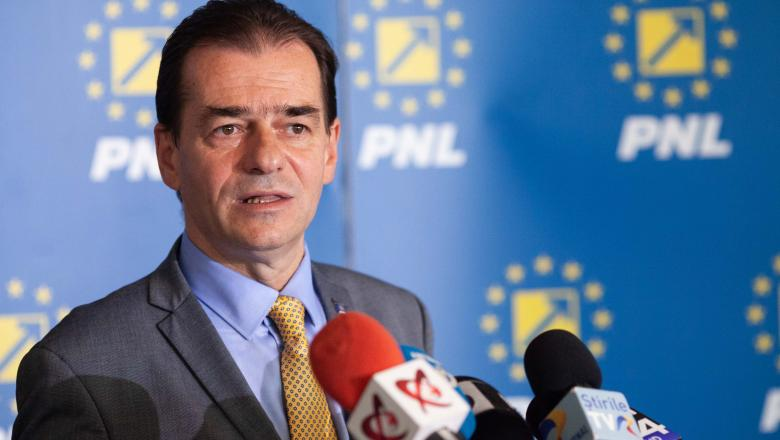 Ludovic Orban: PNRR nu va fi 100% aşa cum am vrut noi