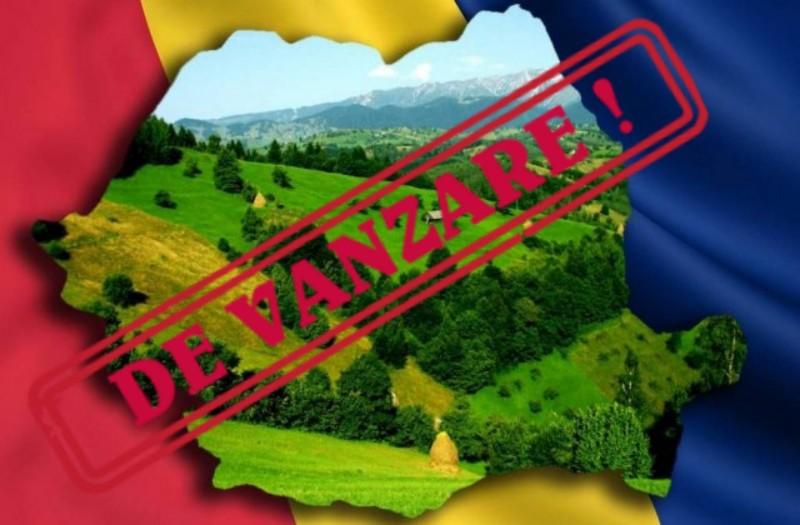 S-au scos la vânzare și ultimele bucăți de pământ românesc