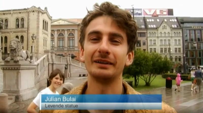 VIDEO: Iulian Bulai a fost cerșetor la Oslo înainte de a ajunge parlamentar USR-PLUS