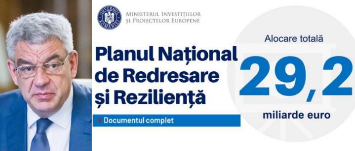 Firme străine cunoscute, implicate direct în PNRR