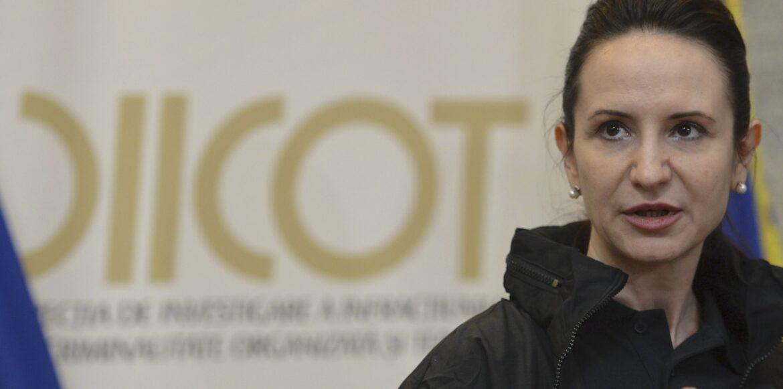 Giorgiana Hosu, fosta șefă a DIICOT,  se pensionează la vârsta de 49 de ani