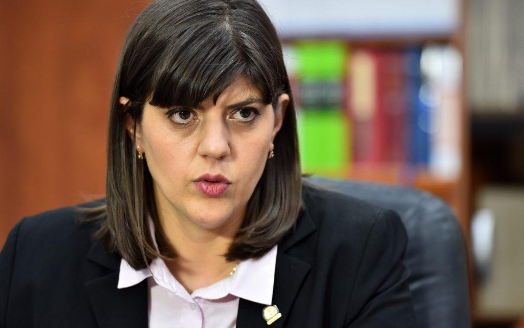 Laura Codruţa Kovesi nu este persoana potrivită pentru a conduce EPPO, potrivit şefului de cabinet al premierului ungar