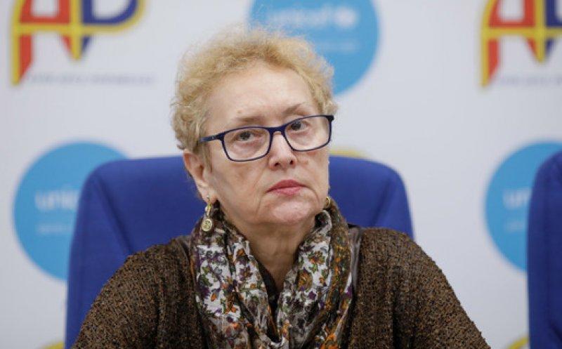 Parlamentul a adoptat revocarea Renatei Weber din funcţia de Avocat al Poporului
