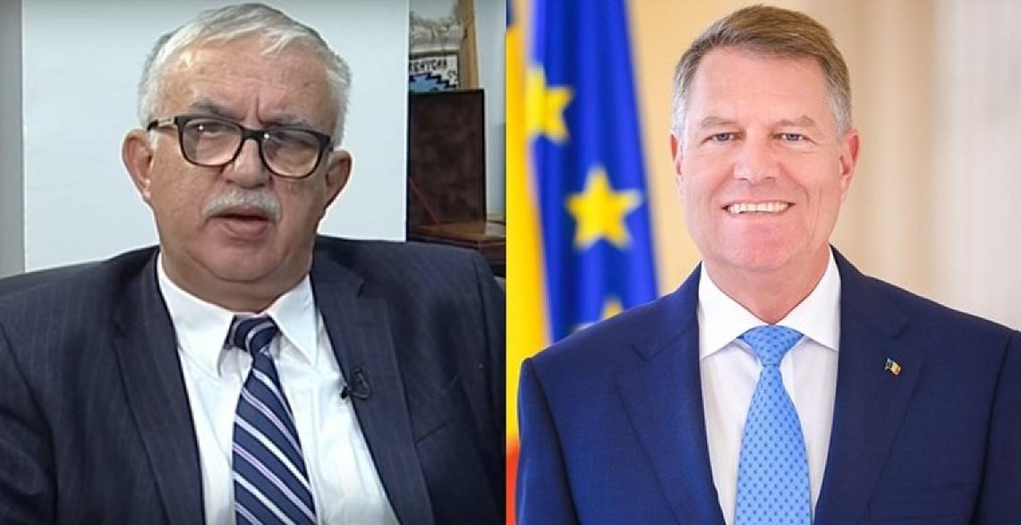 Fostul judecător CCR  Augustin Zegrean: Dacă preşedintele îl propune pe Florin Cîţu premier, încalcă Constituția. Trebuie suspendat!